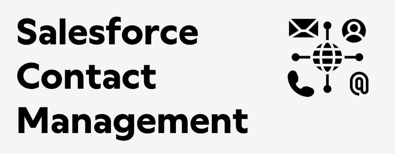 salesforce-contact-management