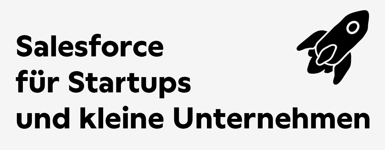 Salesforce Startups KMU